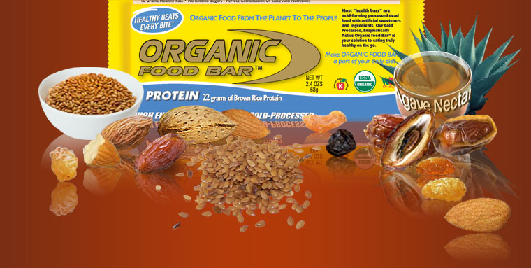 organic food bar proteines test barres bio