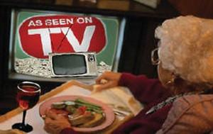 pub vu a la télé