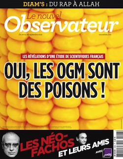 OGM poisons nouvel obs seralini