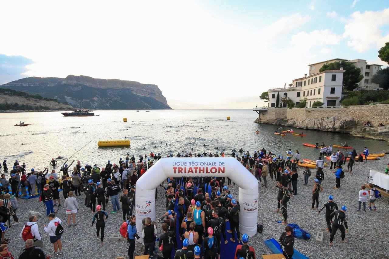 triathlon de cassis 2016